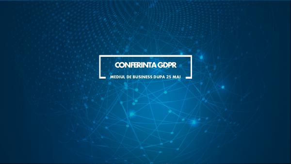Conferinta GDPR